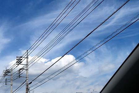 918夏雲&秋雲
