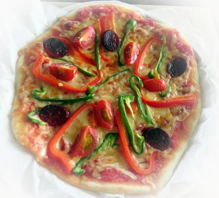 1015ピザ
