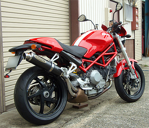 DUCATI Monster S2R ca