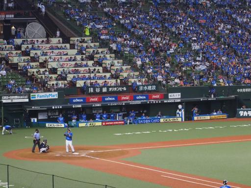 20180816・野球観戦と散歩2-18・山川選手です