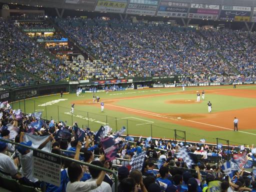 20180816・野球観戦と散歩2-20・ホームラン