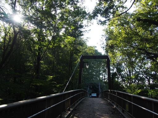 20180922・多磨霊園空07・浅間山公園きすげ橋