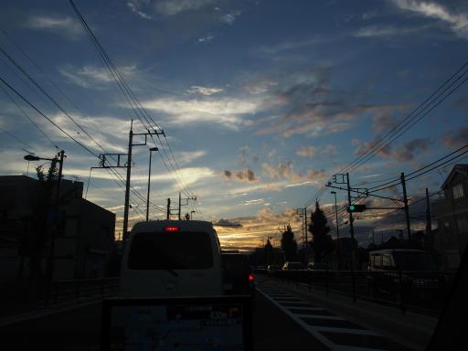 20180922・多磨霊園空22