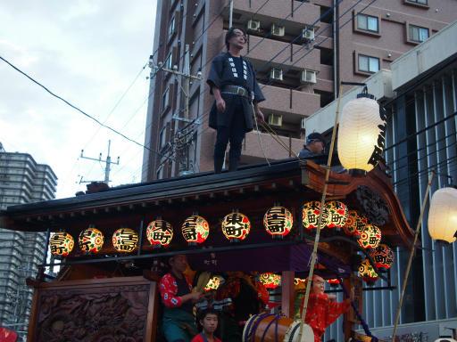 20181007・ところざわ祭6-05・最後に日吉東山車