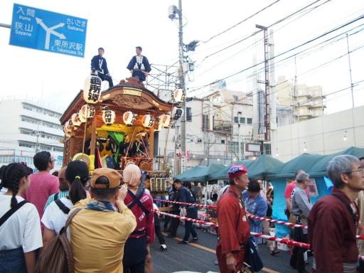 20181007・ところざわ祭永久保存03・西所沢・大