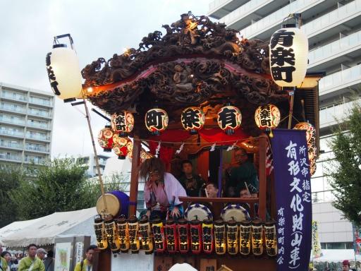 20181007・ところざわ祭永久保存16・有楽町