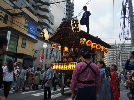 20181007・ところざわ祭永久保存15・元町東