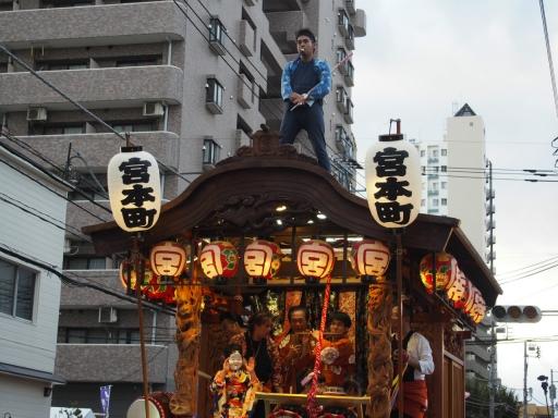 20181007・ところざわ祭永久保存13・宮本町・大