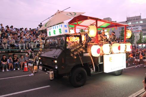 秋田竿灯祭り2018(1)-5