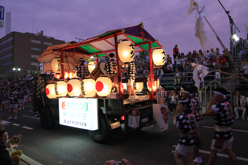 秋田竿灯祭り2018(1)-6
