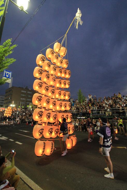 秋田竿灯祭り2018(1)-9