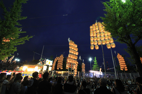 秋田竿灯祭り2018(1)-13