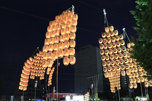 秋田竿灯祭り2018(2)-1