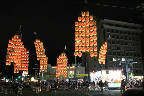 秋田竿灯祭り2018(2)-5
