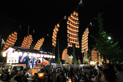 秋田竿灯祭り2018(2)-6