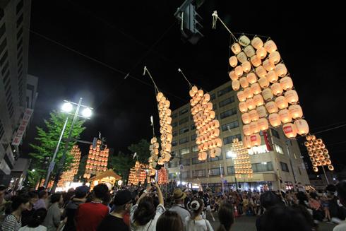 秋田竿灯祭り2018(2)-8