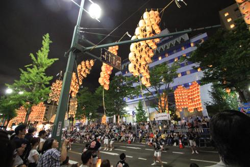 秋田竿灯祭り2018(2)-10