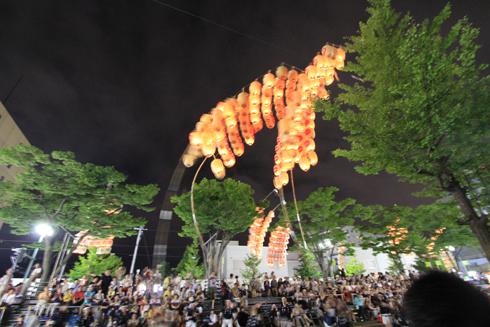 秋田竿灯祭り2018(2)-12
