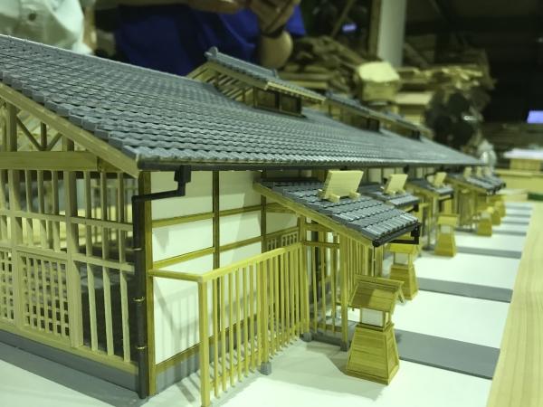 180914-金シャチ横丁1/50模型 (2)