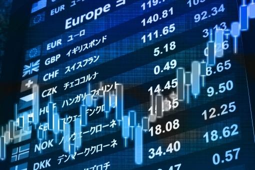 株価上昇 欧州 グラフィック1