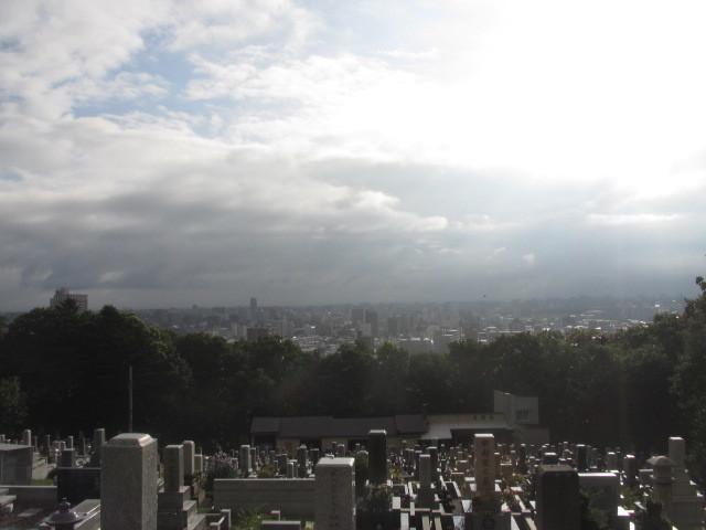 墓参り 002