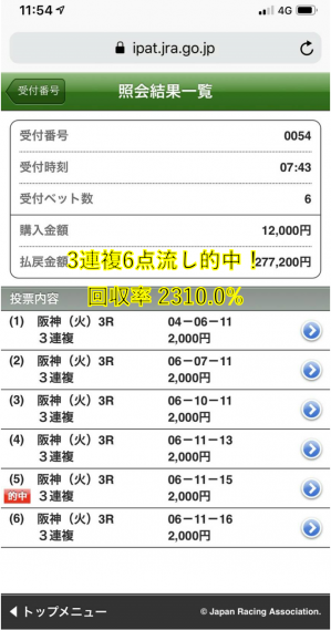 阪神3R27