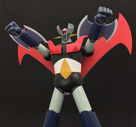 超合金魂 GX-70SP マジンガーZ D.C. アニメカラーバージョン