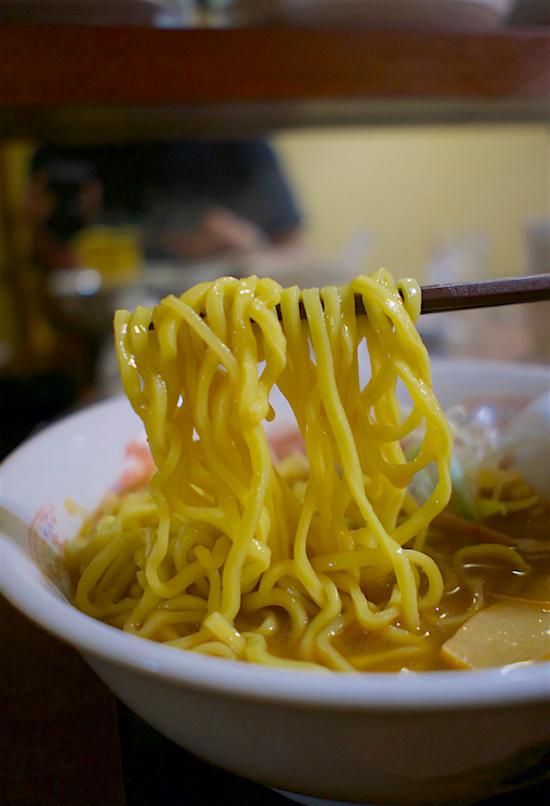 中華料理 龍亭@宇都宮市今泉 麺