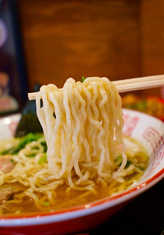 中華料理 暖龍@宇都宮市インターパーク 麺