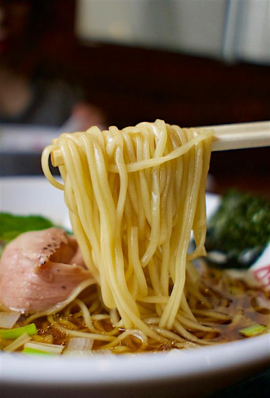 中華ソバ俊麺製麺所@宇都宮市西川田本町 自家製麺
