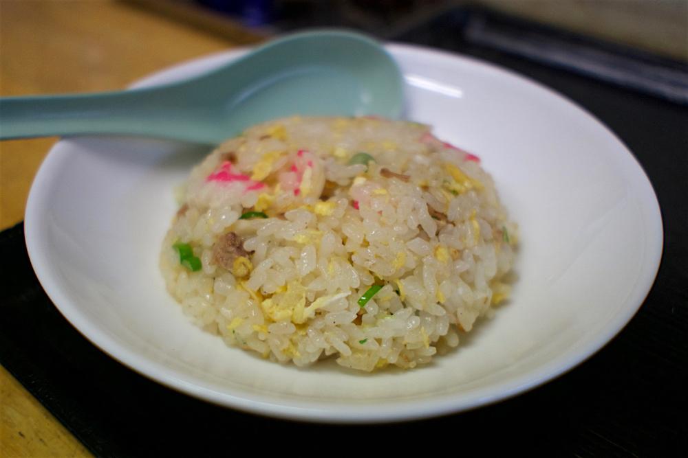 中華料理 一番@野木町丸林 ミニチャーハン