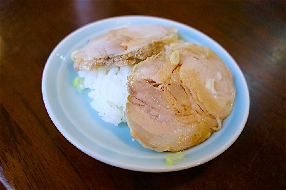 桃園@野木町丸林 アンディー特製叉焼丼