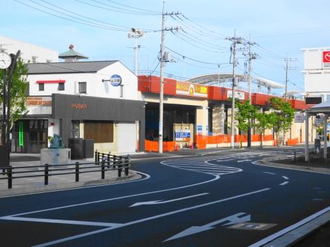 「石岡ステーションパーク工事」①1