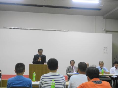 「石岡青年会全体会議&獅子舞連合会支部会議」 (2)