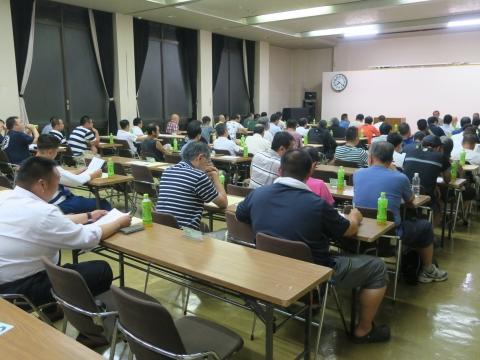 「石岡青年会全体会議&獅子舞連合会支部会議」 (3)