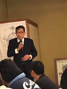 「石岡青年会全体会議&獅子舞連合会支部会議」 (5)