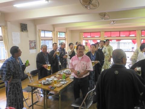 「大砂区祭礼30周年記念式典&新調獅子頭お披露目」 (23)