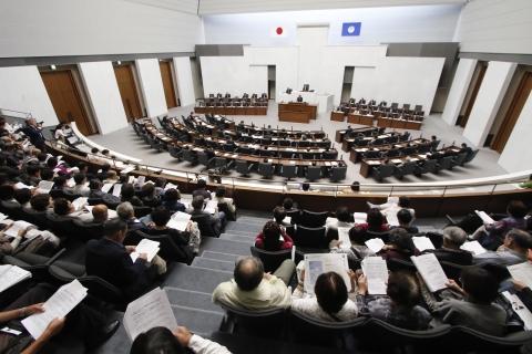 「平成30年9月7日一般質問&新事務所開所式」②