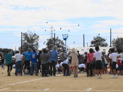 「石岡市内中学校体育祭」⑪
