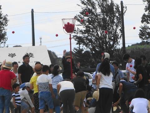 「石岡市内中学校体育祭」⑫