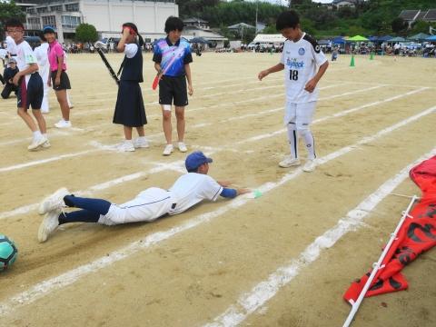 「石岡市内中学校体育祭」⑭