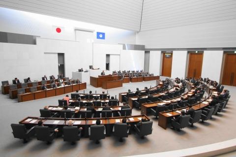 「平成30年第3回定例会」一般質問登壇!③