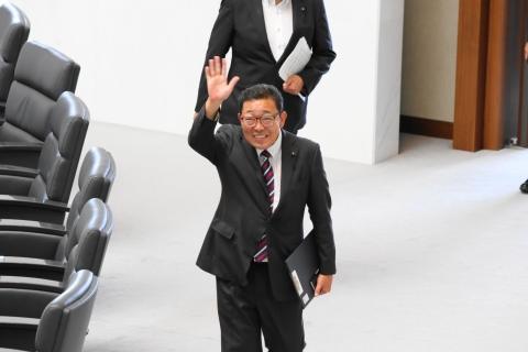 「平成30年第3回定例会」一般質問登壇!⑮