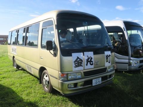 「石岡のおまつり」青年会長顔合わせバスパレード (25)