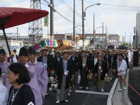 「常陸國總社宮例大祭」神幸祭15日㉛