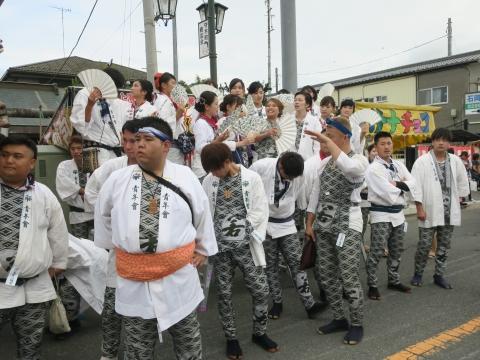 「常陸國總社宮例大祭」神幸祭15日Ⅱ⑭