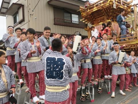 「常陸國總社宮例大祭」神幸祭15日Ⅱ⑱
