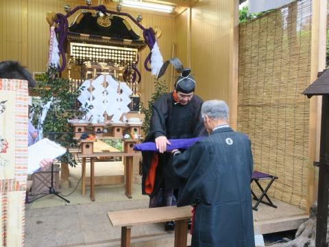 「常陸國總社宮例大祭」神幸祭15日Ⅱ㊲