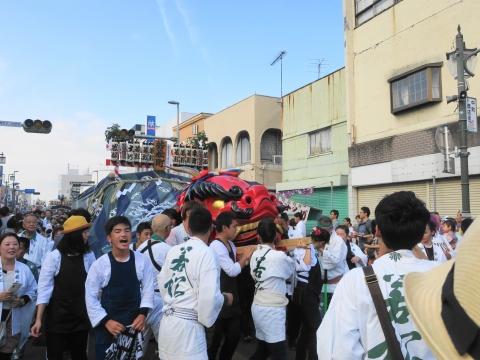 「幌獅子パレード」 (9)
