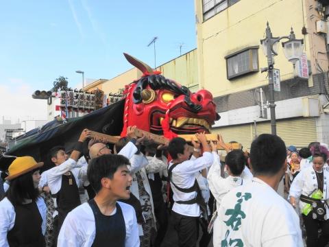 「幌獅子パレード」 (10)